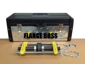 Flange Boss Flange Spreader