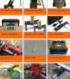 SMP Tools Product Catalog