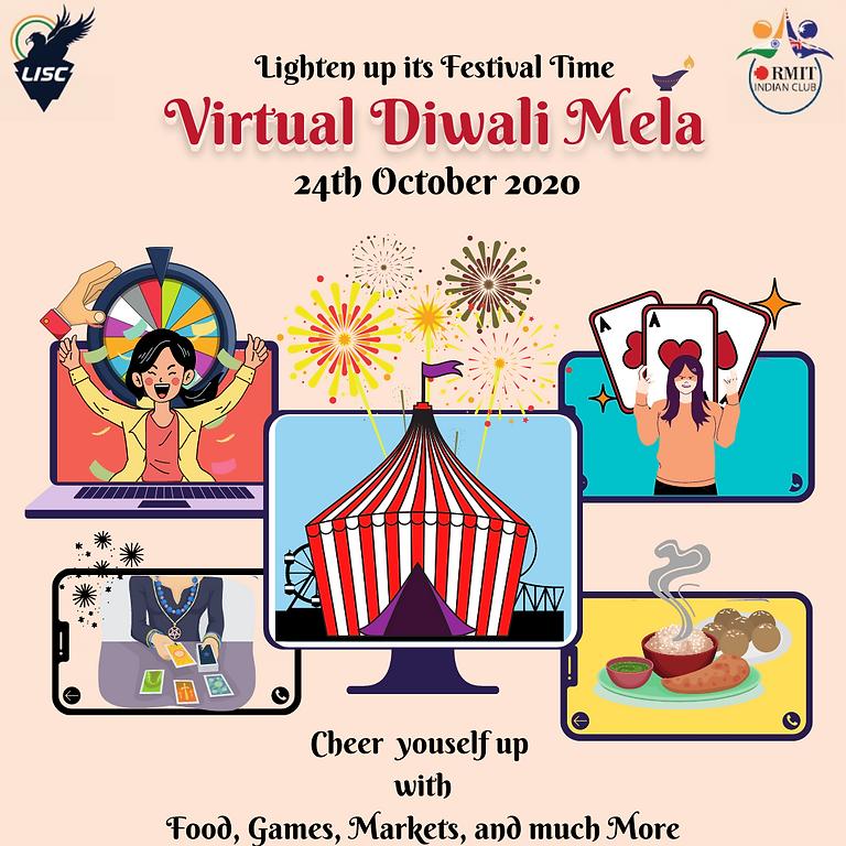 Virtual Diwali Mela
