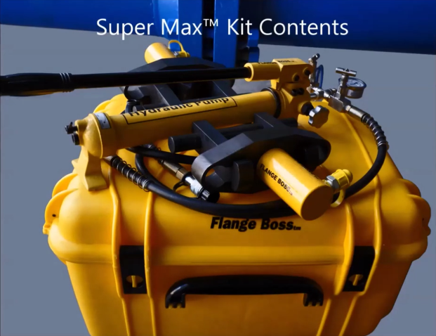 Flange Boss Super Maxi Kit