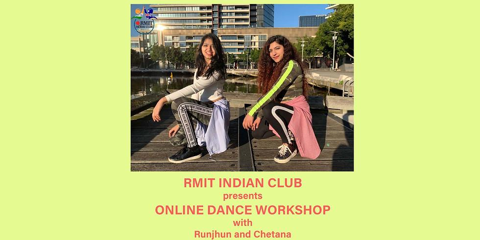 Online Dance Workshop