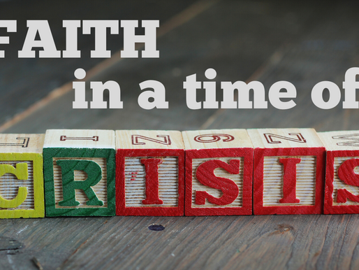 Faith In A Time Of Crisis: Unity in the Midst of Diversity