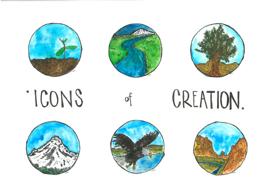 Icons of Creation: Mountain