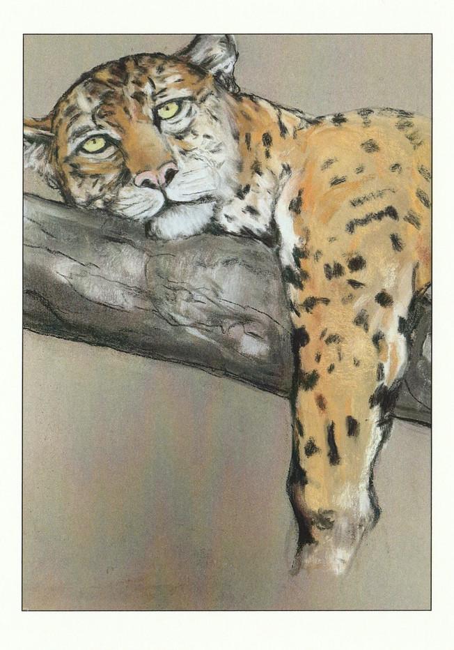 """The Big Five""-Leopard"