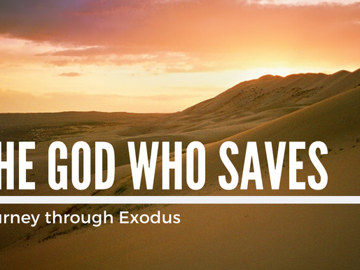 The God Who Saves: How To Live In Freedom