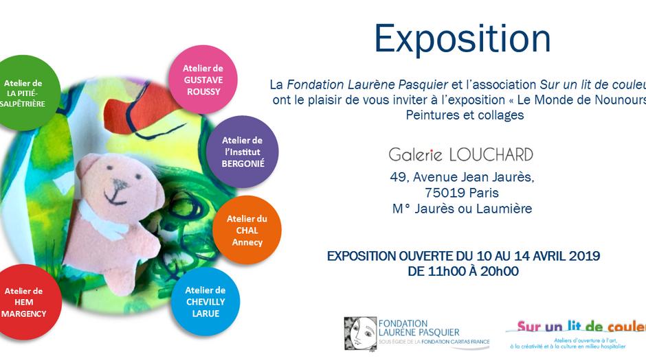 Exposition Le Monde de Nounours