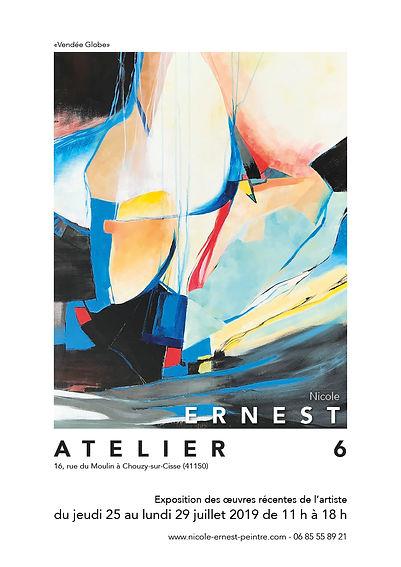 Affiche Atelier 6