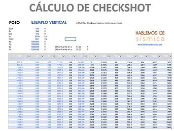 checkshot