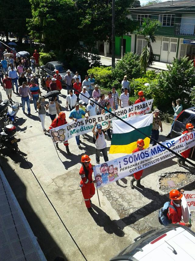 Cumaral: una marcha necesaria para un diálogo sincero?