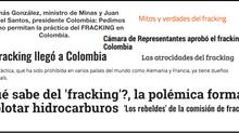 El Fracking y las comisiones