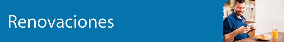 Renovaciones y adiciones AT&T planescontrol