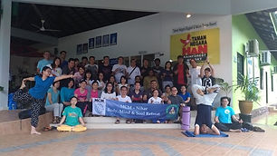 """-Nihar Body Mind and Soul Retreat""""Asia's 1st """"MCM"""