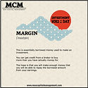 Investment word of the day 004 Margin.jp