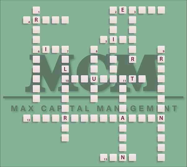 MCM CROSSWORD PUZZLE