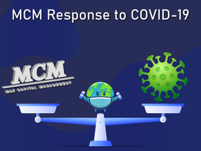 #18 MCM Response to COVID-19