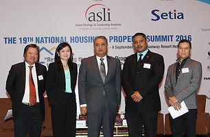 The 19th National Housing & Property Summit 2016