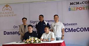 Danang Golden Bay Hotel Partnering with MCM