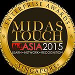Midas Touch Asia 2015