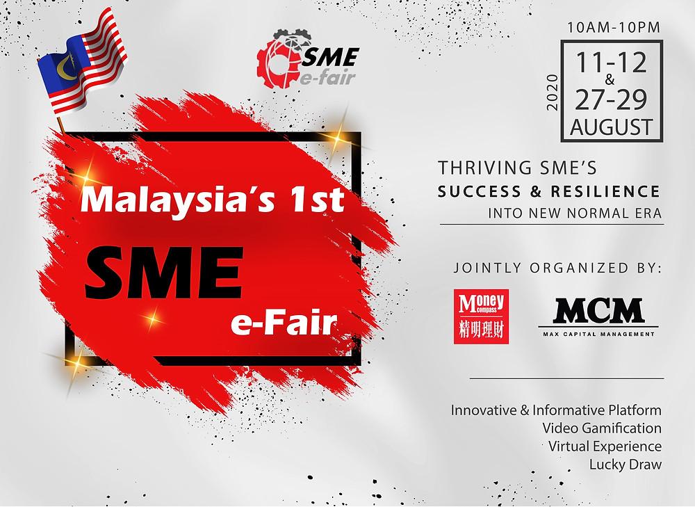 Malaysia's 1st SME e-Fair
