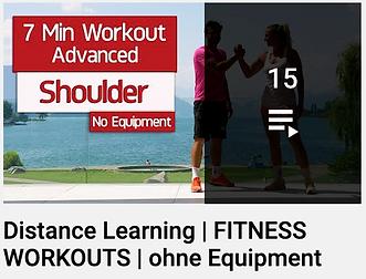 Fitness Workouts zum Mitmachen