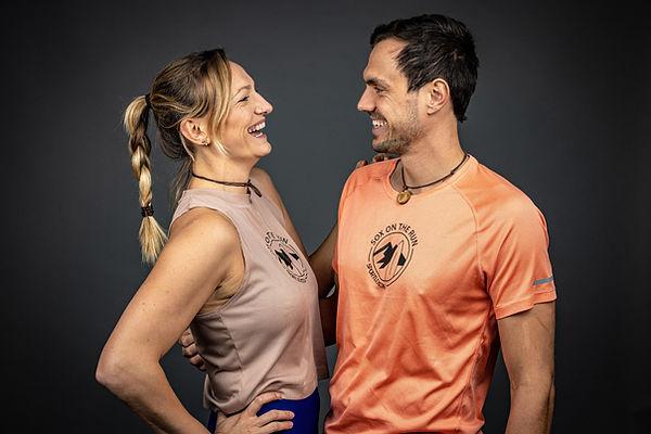 Nora Steinmüller & Josef Rottensteiner, Gründer von Sportlexicon