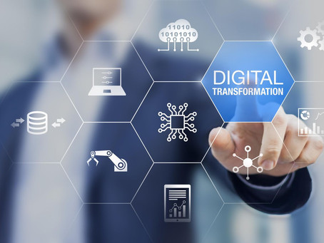 Change brings possibility: A new era of sustainable digital transformation