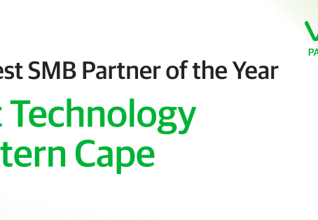 First Technology Western Cape Named Africa's Top SMB Partner of 2019 by Veeam