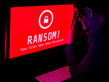 Ransomware reveals the hidden weakness of our big tech world