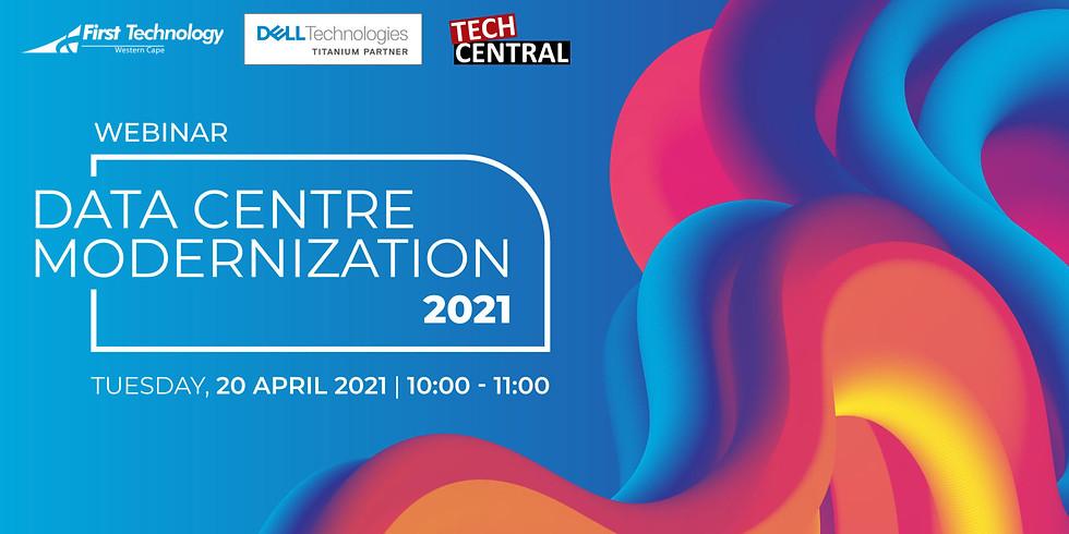 TechCentral webinar on Data Centre Modernisation