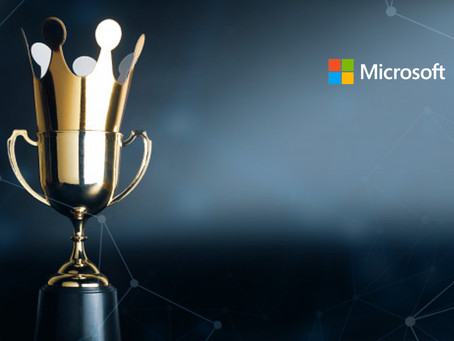 First Technology Wins The Microsoft Commercial Channel Partner of the Year