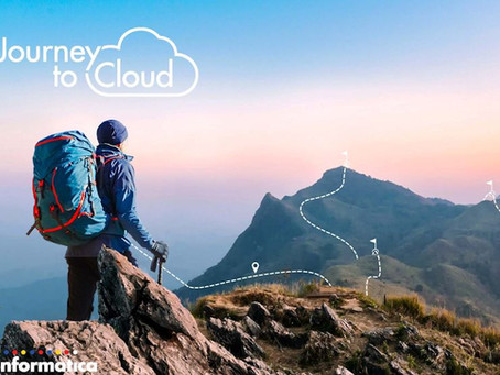 The Journey To The Cloud. Modernising Data Infrastructure