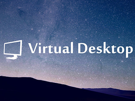 The Rise or Fall of the Virtual Desktop