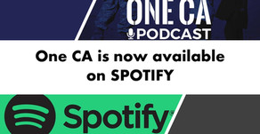 One CA on Spotify