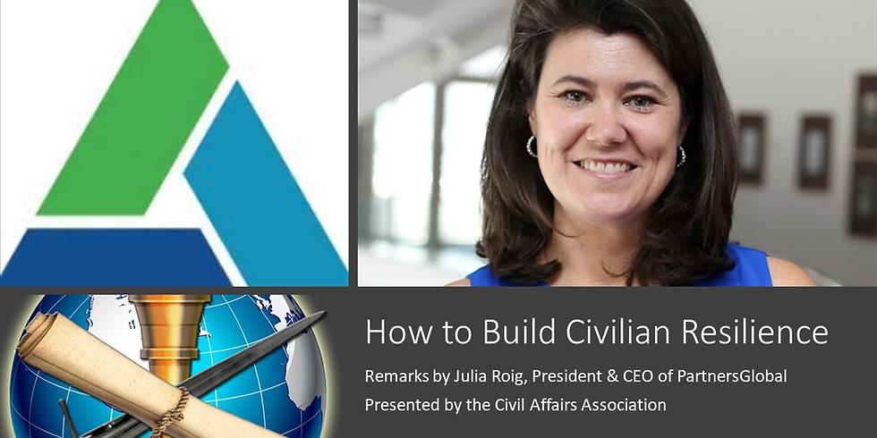 How to Build Civilian Resilience
