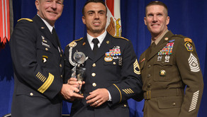 Civil Affairs Soldier is 2018 Army NCO of the Year