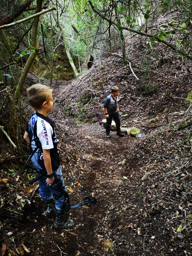 kids in the ravine
