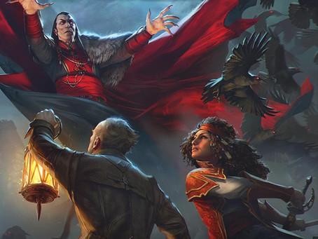 Spooky Player Options in Van Richten's Guide to Ravenloft