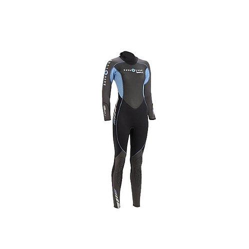 BALI Wet Suit Blue 3MM MEN-M / 巴厘島3mm潛水衣 中號