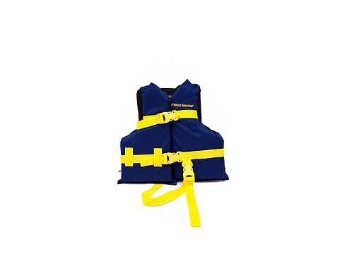 WEST MARINE Runabout Life Jacket, Infant, 0 to 50lbs/ 嬰兒救生衣