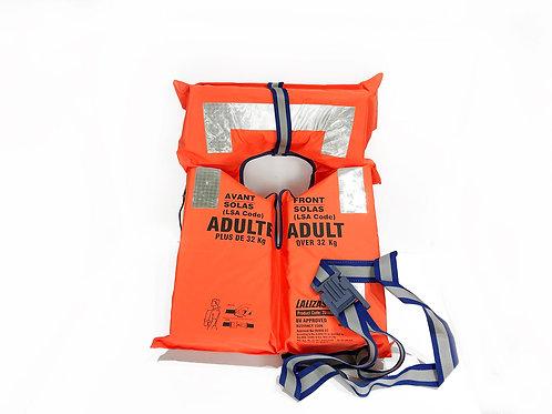 SOLAS Adult Lifejacket (L.S.A Code)/ SOLAS成人救生衣(L.S.A)