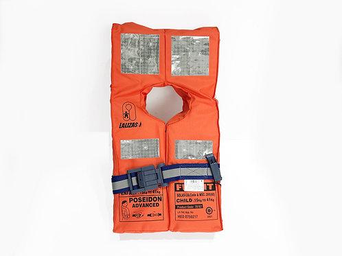 SOLAS Child Lifejacket (L.S.A Code)/ SOLAS小童救生衣(L.S.A)