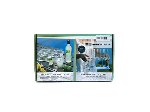 MARINE BUSINESS Party Tray for Glasses (Set of 2)/ 杯子托盤(2件套)