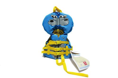 Airhead Infant Life Vest with Hippo Design/Airhead 嬰兒背心配河馬設計