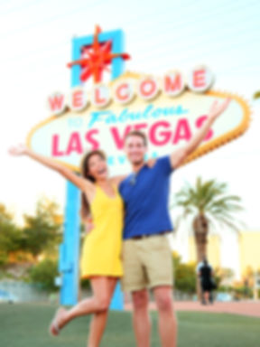 Couple Vegas Sign.jpg