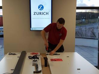 'Big Milestone for Zurich'