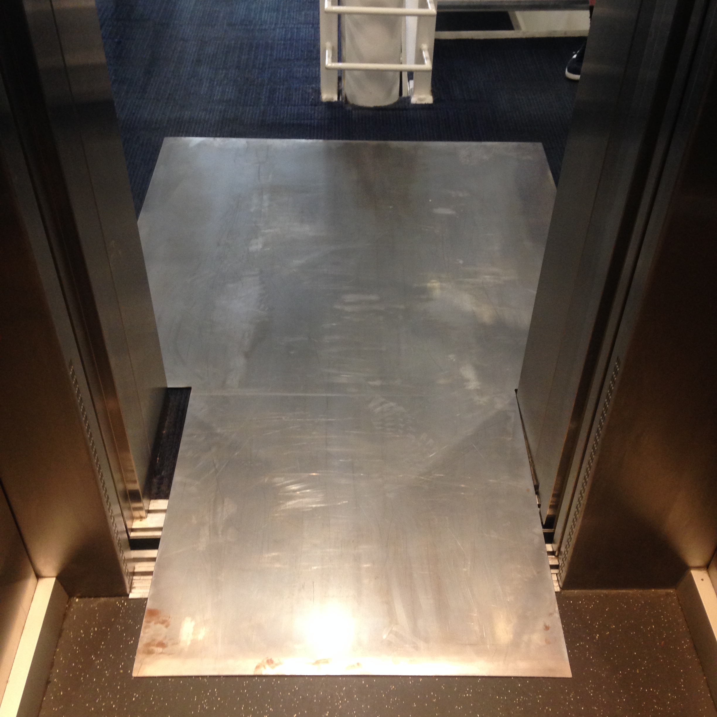 Protecting a lift threshold