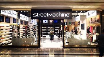 Street Machine_Alto Las Condes