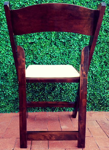 Fruitwood Chair Back