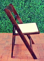 Fruitwood Chair Side