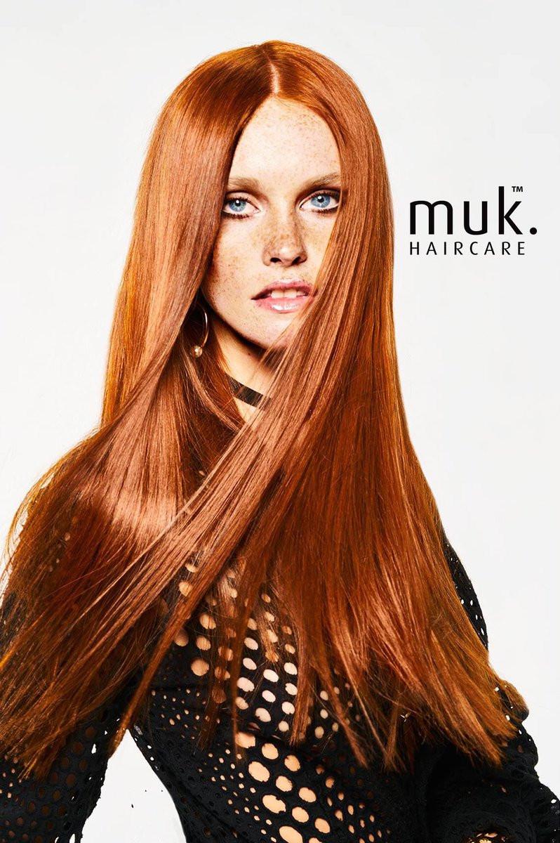 Muk hair colour